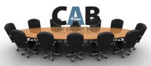 "The CBA ""Client Advisory Board"""