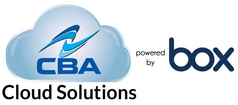 CBA Cloud Solutions powered by box