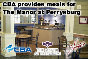 CBA provides meals for the Manor at Perrysburg