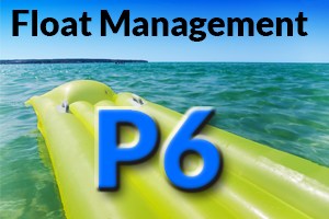 Better P6 Float Management through Proactive Analysis