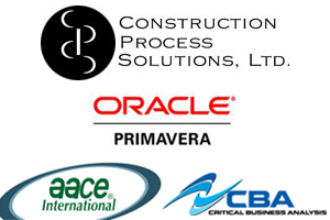 P6 User Group sponsored by Construction Process Solutiions, LTD., Oracle, aace International and CBA, Inc.